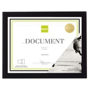 nexxt Design Gallery Wood Document Picture Frame (Set of 6)