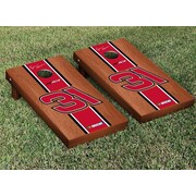 Victory Tailgate NASCAR Ryan Newman #31 Rosewood Stained Stripe Version Cornhole Game Set