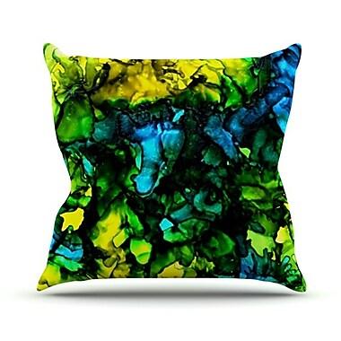 KESS InHouse Ariel Throw Pillow; 26'' H x 26'' W