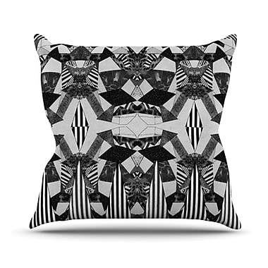 KESS InHouse Tessellation Throw Pillow; 20'' H x 20'' W