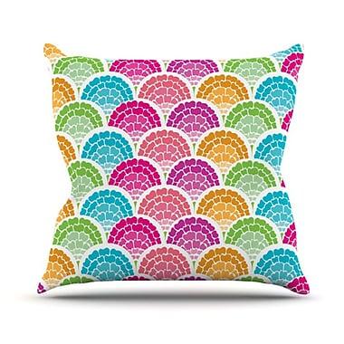 KESS InHouse Rina Throw Pillow; 26'' H x 26'' W