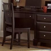 Virginia House High-Back Office Chair; Merlot