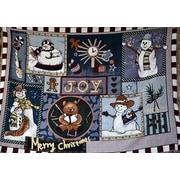 Tache Home Fashion Wonderful Season Tapestry Throw Blanket