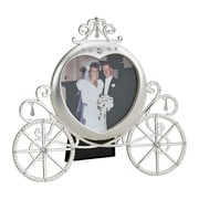 Creative Gifts International Crystal Carriage Picture Frame