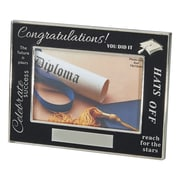 Creative Gifts International Graduation Picture Frame