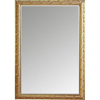 Printfinders Wall Mirror; 40'' H x 28'' W x 1'' D
