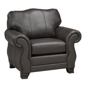 Coja Huntington Italian Leather Arm Chair