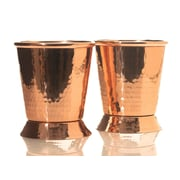 Sertodo Copper Derby Mint Julep 12 oz. Cup