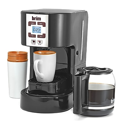 BELLA Brim Programmable Coffee Maker WYF078279155839
