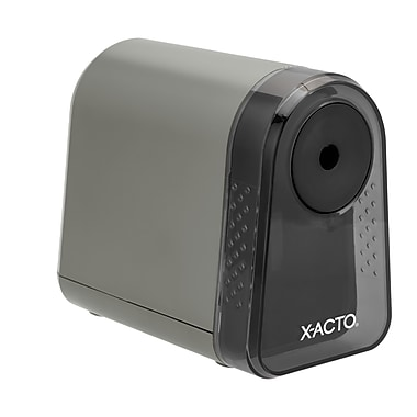 X-ACTO ® Mighty Mite ® Desktop Electric Pencil Sharpener, Mineral Green