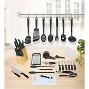 Linen Depot Direct Studio 707 51 Piece Kitchen Essentials Set