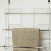 Home Basics 3 Tier Over the Door Towel Rack