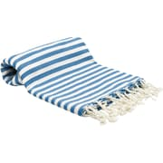 Buldano Turkish Peshtemal Fouta Bath Towel; Red