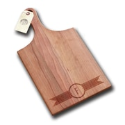 Richwood Creations Ribbon Banner Handle Cutting Board; F
