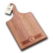 Richwood Creations Ribbon Banner Handle Cutting Board; K