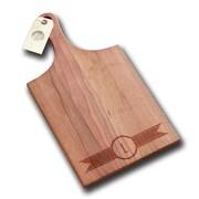 Richwood Creations Ribbon Banner Handle Cutting Board; L