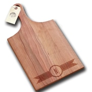 Richwood Creations Ribbon Banner Handle Cutting Board; N