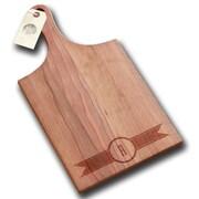 Richwood Creations Ribbon Banner Handle Cutting Board; R