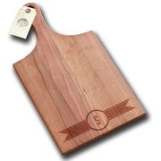 Richwood Creations Ribbon Banner Handle Cutting Board; S