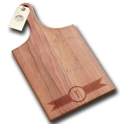 Richwood Creations Ribbon Banner Handle Cutting Board; T