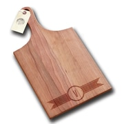 Richwood Creations Ribbon Banner Handle Cutting Board; V