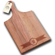 Richwood Creations Ribbon Banner Handle Cutting Board; W
