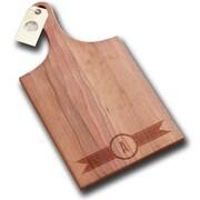 Richwood Creations Ribbon Banner Handle Cutting Board; A