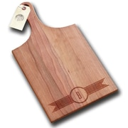 Richwood Creations Ribbon Banner Handle Cutting Board; B