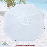 Shadezilla 8' Premium Beach Umbrella