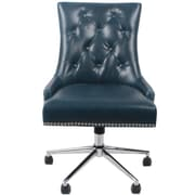 New Pacific Direct Cadence Mid-Back Task Chair; Vintage Blue