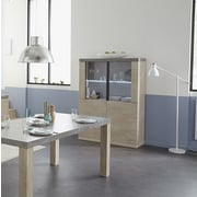Parisot Lord Dishes Cabinet w/ LED