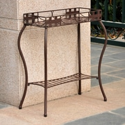 International Caravan Santa Fe Novelty Plant Stand