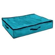Sunbeam Under Bed Shoe Storage; Turquoise
