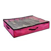 Sunbeam Under Bed Shoe Storage; Pink