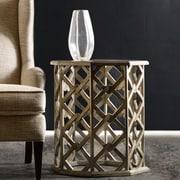 Hooker Furniture Melange Nico End Table