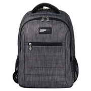 "Mobile Edge Smart Pack Carbon Nylon Backpack for 16"" Notebook (MEBPSP6)"