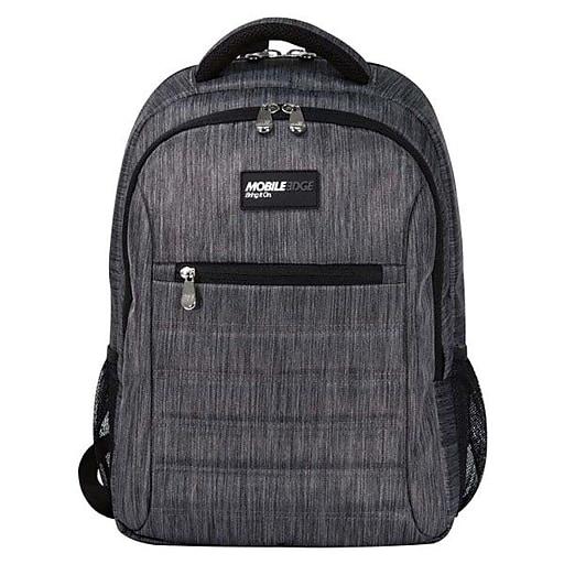 Mobile Edge Laptop Backpack, Carbon Nylon (MEBPSP6)