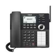 VTech® ErisTerminal® VSP608 2-Line SIP DECT Cordless Deskset