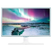 "Samsung LS27E370DS/ZA 27"" LED Monitor, High Glossy White"