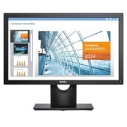 """Dell™ E1916HV 19"""" 1366 x 768 LED-LCD Monitor, Black"""
