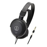 Audio-Technica® SonicPro® ATH-AVC200 Closed-Back Dynamic Headphones, Black