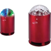 iLive™ ISB46R Color Changing Portable Wireless Speaker, Red