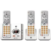 AT&T EL52315 1-Line DECT 6.0 Answering System with Caller ID/Call Waiting, Cordless, Office Phones, White