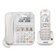 VTech® CareLine SN6417 Single Line Standard Phone, Corded/Cordless Combo, Office Phones