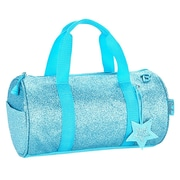 Bixbee® Sparkalicious Turquoise Glitter Small Duffle Bag (303005)