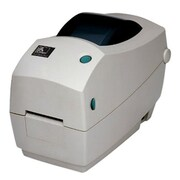Zebra® TLP 2824 Plus™ Monochrome Thermal Transfer Desktop Printer, 203 dpi, Gray (282P-101112-000)