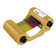 Zebra® True Colours ix Ribbon Cartridge, YMCKO, 200 Cards