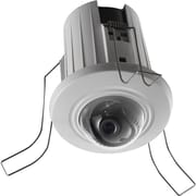 Hikvision® DS-2CD2E10F 1.3MP Wired Recessed Mount Dome IP Security Camera with 2.8 mm Fixed Lens, Day/Night