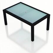 Harmonia Living Urbana Dining Table; 59'' L x 39.25'' W x 29.5'' H
