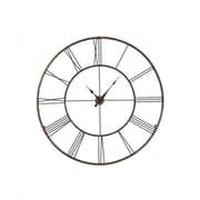 CBK Oversized 50'' Roman Numeral Wall Clock
